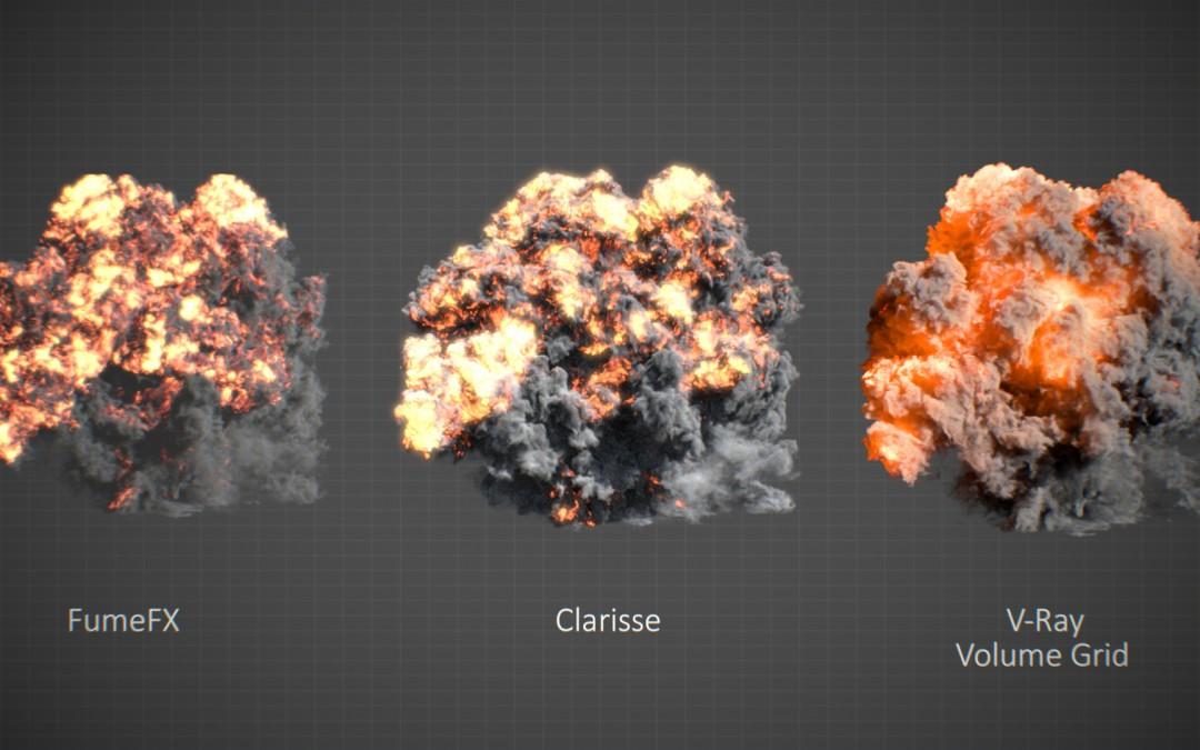 [Вебинар] Обмен VFX симуляциями между софтом при помощи VDB формата. Работа с Clarisse.