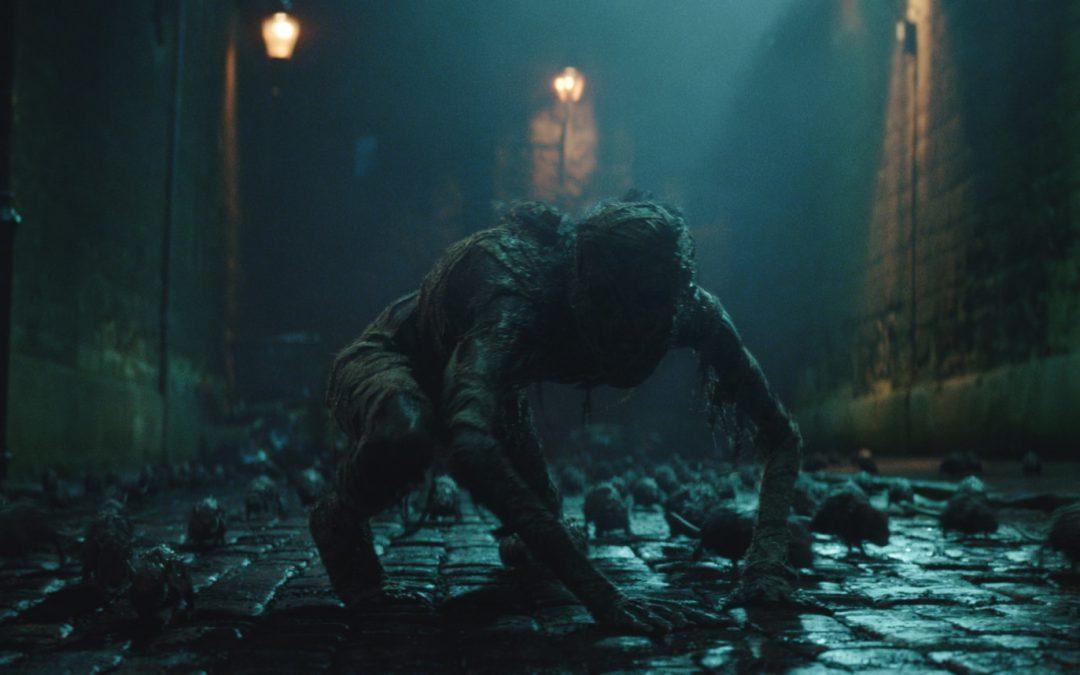 """[Перевод статьи] Создание эффектов для фильма """"Мумия""""."""