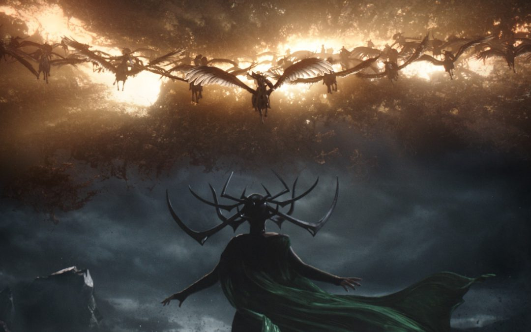 [Перевод статьи] Thor Ragnarok: Hela and back. Часть 1.