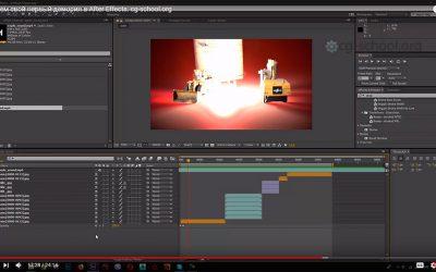 [Видеоурок] Создаем свой первый деморил в After Effects.