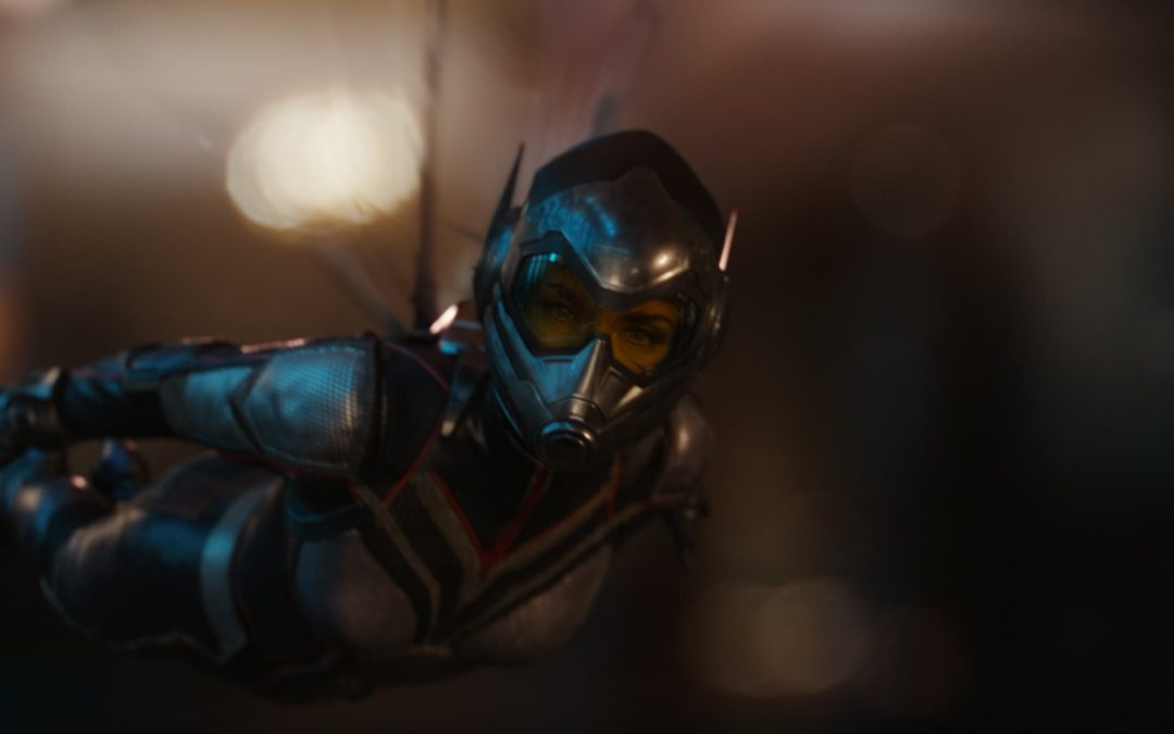[Перевод статьи] A Bug's Wife: Ant-Man and the Wasp. Marvel.