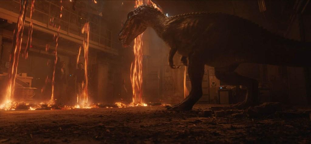 [Перевод статьи] Jurassic World: Fallen Kingdom VFX Breakdown